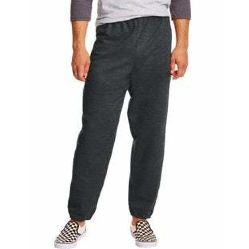 ComfortBlend EcoSmart Men's Sweatpants - 2XL / Charcoal Heather - Clothing