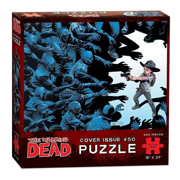 Cover Art Issue #50 550-Piece Puzzle - Toys