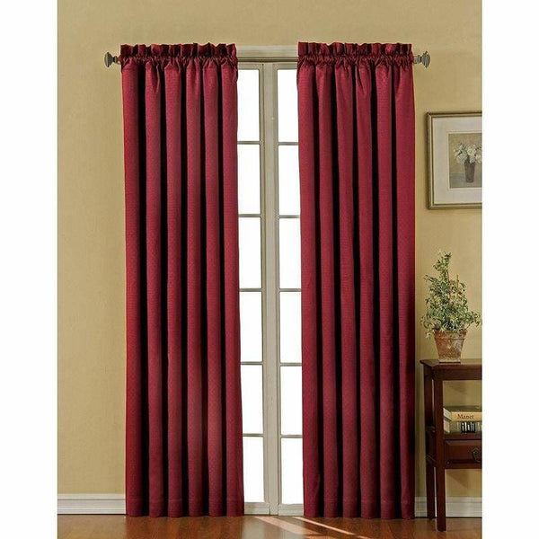 Eclipse Canova Thermal Light Filtering Curtain Panel