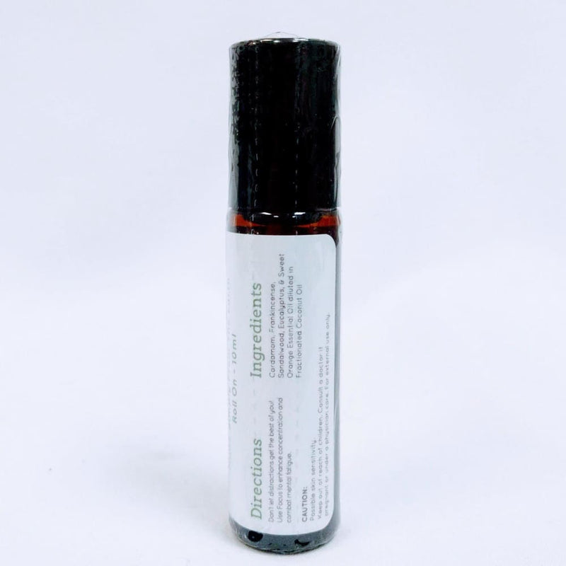 Focus Roll-On 10ml - Keuka Outlet