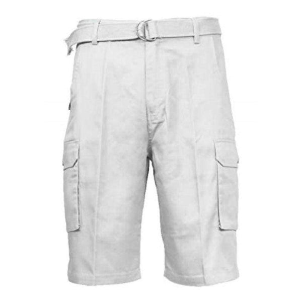 Galaxy by Harvic Mens Basic Cargo Shorts - Keuka Outlet
