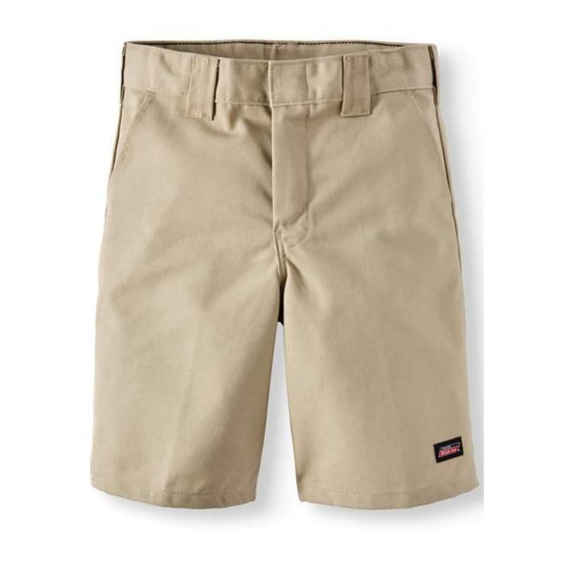 Genuine Dickies School Uniform Shorts with Multi Use Pocket - Boys clothing