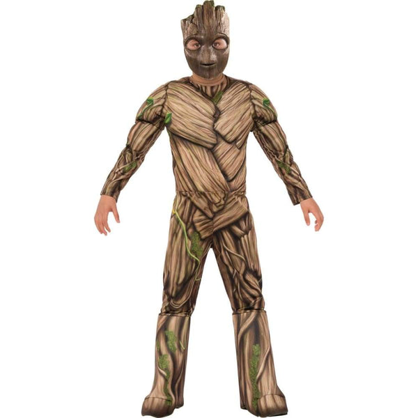 Groot Deluxe Child Costume - Keuka Outlet