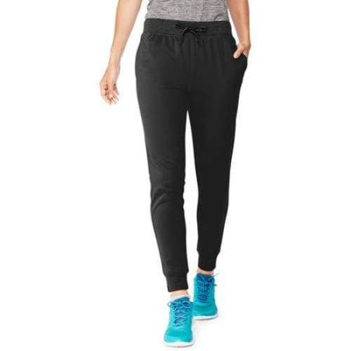 Hanes Sport Womens Performance Fleece Jogger Pants w/ pockets - Clothing