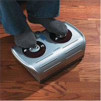 HoMedics FM-CR Foot Pleaser Foot Massager - Keuka Outlet