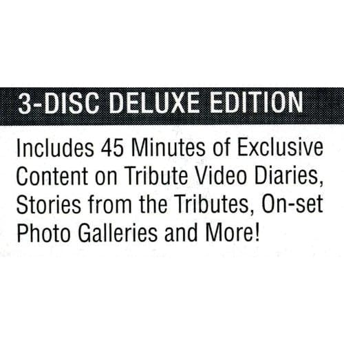 Hunger Games 3-Disk Deluxe Edition - Media