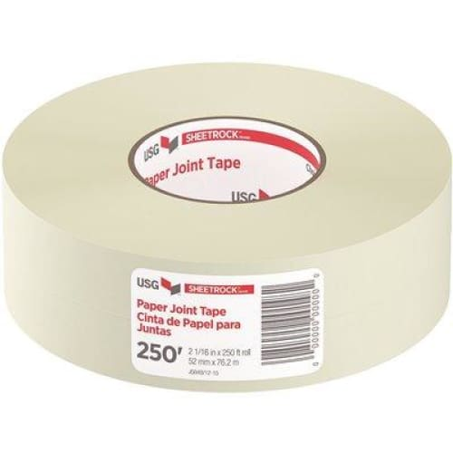 Joint Tape 2 inches x 250 Feet - Home Improvement
