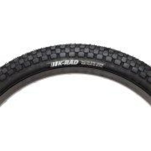 "K-Rad K905 Tire 20"" x 1 .95"" Steel Bead Black - Keuka Outlet"