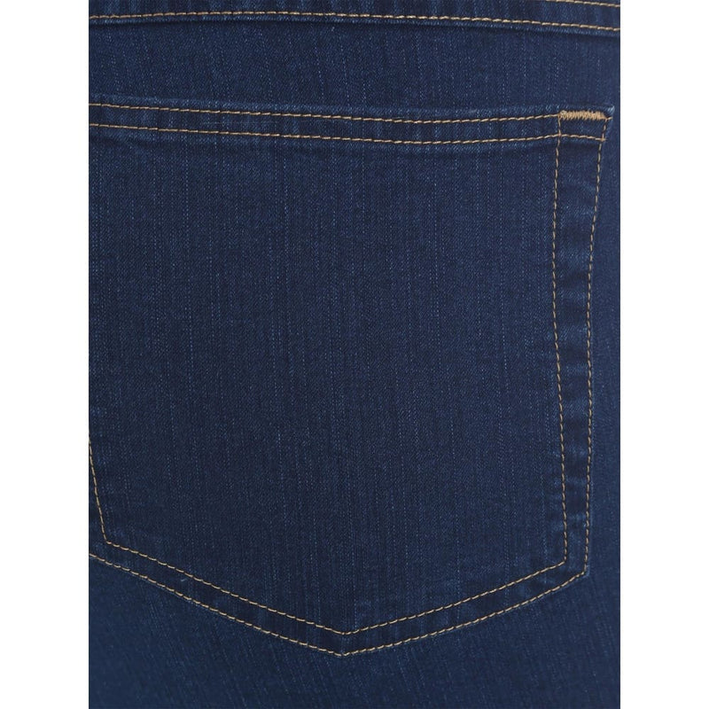 Lee Riders Women's Plus Simply Comfort Jeans - 24W / Insignia Blue - Clothing