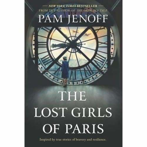 Lost Girls of Paris - by Pam Jenoff (Paperback)