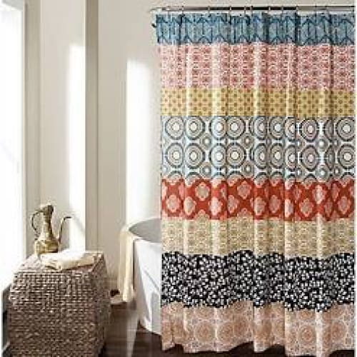 Lush Decor shower curtain - Bath