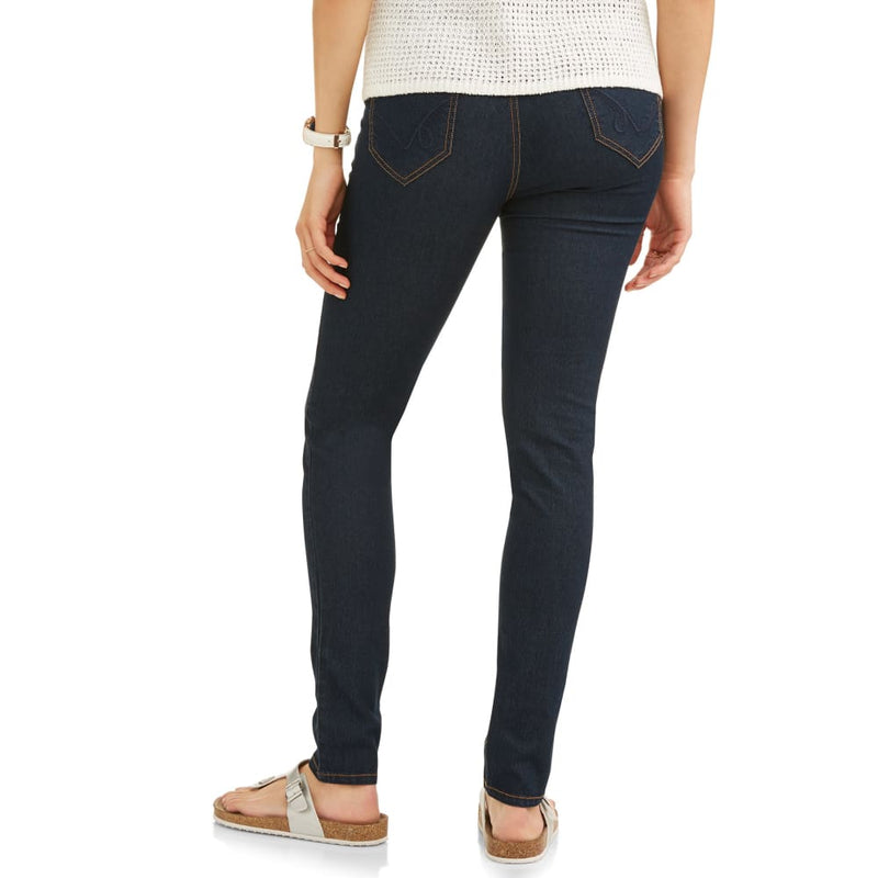 Maternity Oh! Mamma Skinny Jeans with Full Panel - Clothing