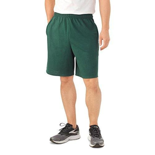 Men's Jersey Short - 4XL (52-54) / Dark Green - Clothing