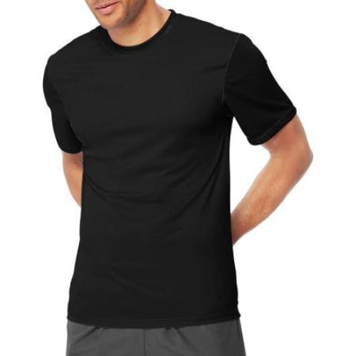 Men's Short Sleeve Cool DRI Tee - Keuka Outlet