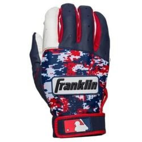 MLB Digitek Batting Glove Youth Large - USA - Sports
