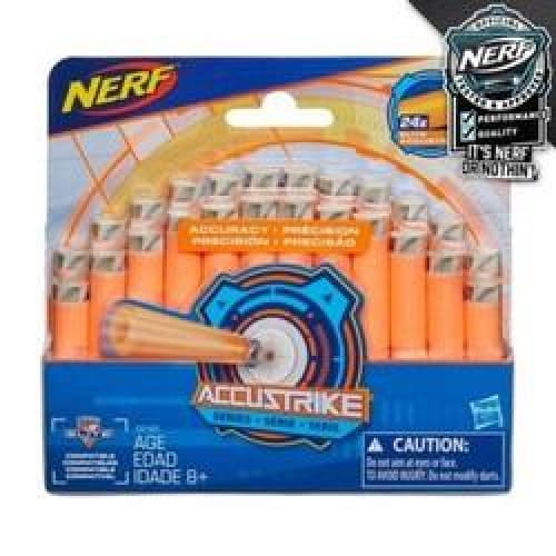 N-Strike Elite AccuStrike Series 24pk Refill - Keuka Outlet