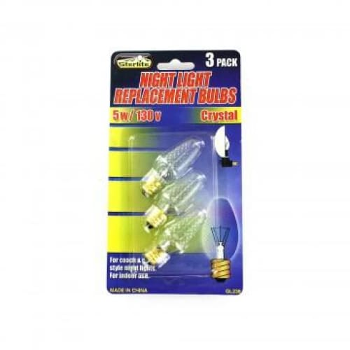 Night Light Replacement Bulbs - Keuka Outlet