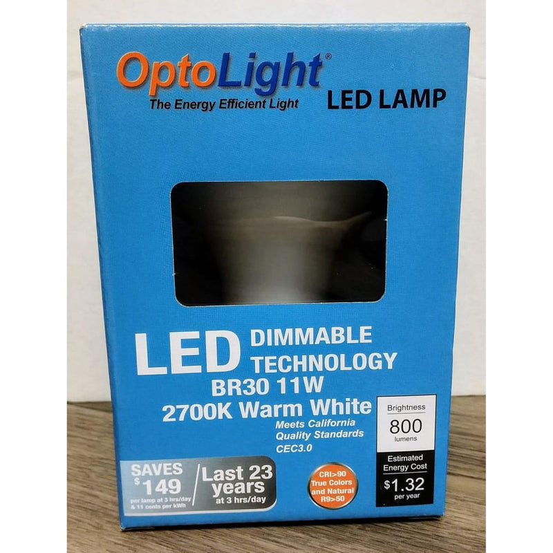 Opto Light Dimmable LED Light Bulb - Keuka Outlet