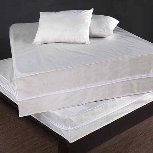 Permafresh Antibacterial 3-Piece Complete Bed Protector Set, Twin - Keuka Outlet