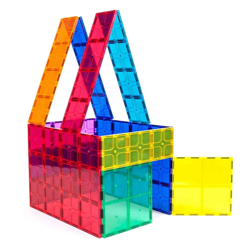 PicassoTiles 3D Color Large Stabilizer Building Block Set 12Pc - Multi - Toys