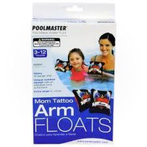 Poolmaster Mom Tattoo Arm Floats - Keuka Outlet