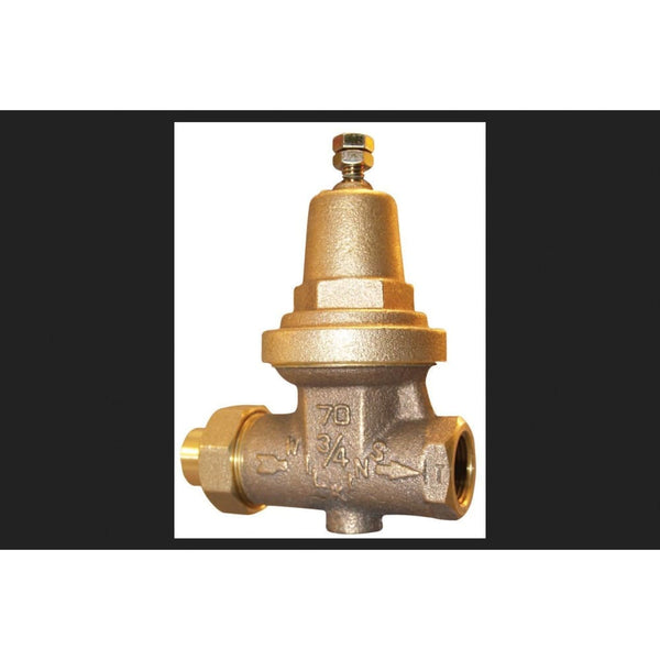 "Pressure Reducing Valve 1"" Single Union, Lead Free, 3.5"" x 7"" x 6.75"" - Keuka Outlet"