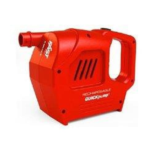 QuickPump Rechargeable Pump - Red (11115252) - Outdoors
