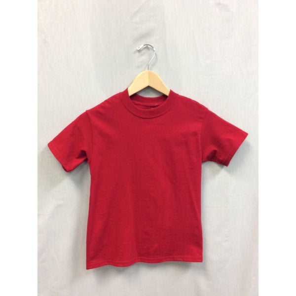 Red beefy T short sleeve - Keuka Outlet