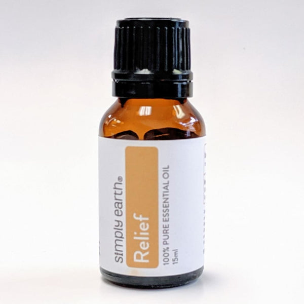 Relief Essential Oil Blend - 15 ml - Keuka Outlet