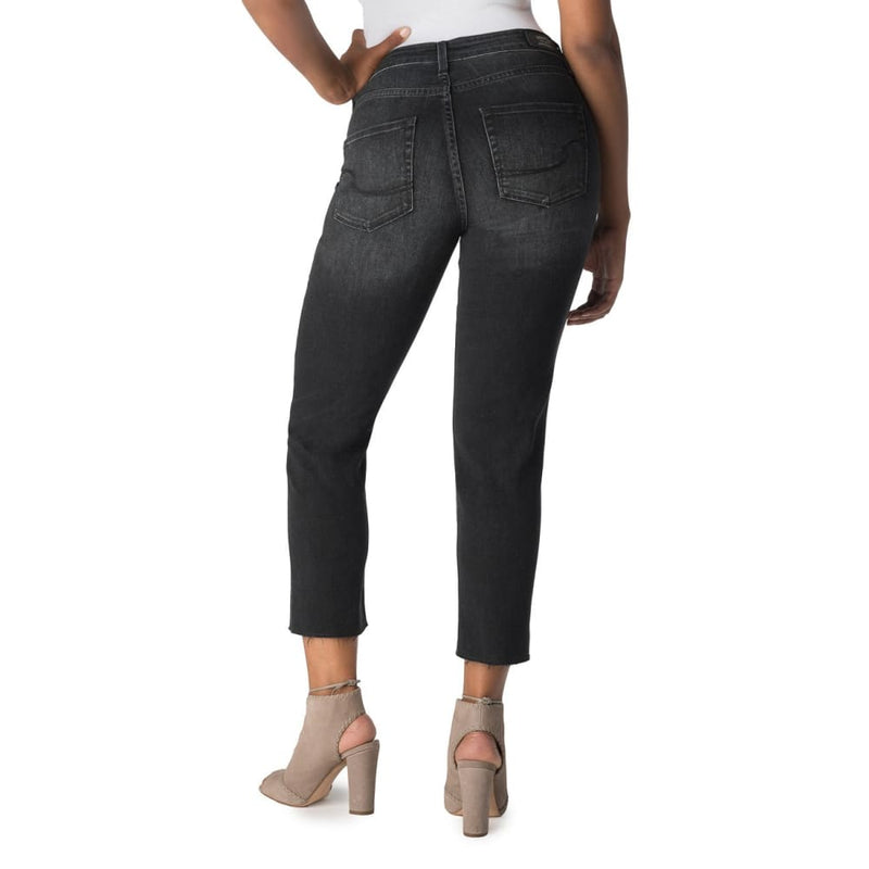 Signature by Levi Strauss & Co. Women's High Rise Ankle Slim Jeans - 18 / Mystery - Clothing