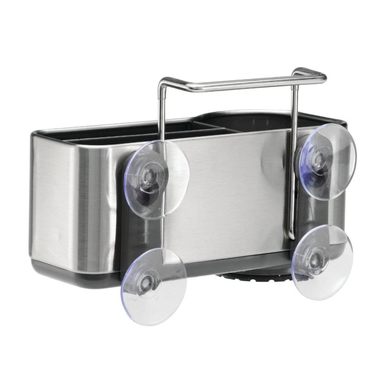 Sink Caddy Brushed Stainless Steel - Kitchen