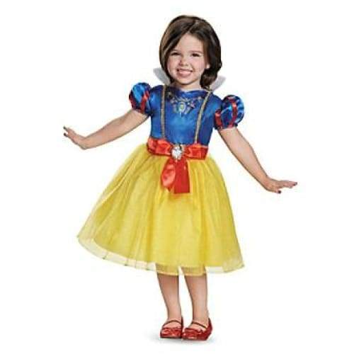 Snow White Classic Child Halloween Costume - Keuka Outlet
