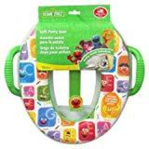 Soft Potty with Hook Green - Keuka Outlet