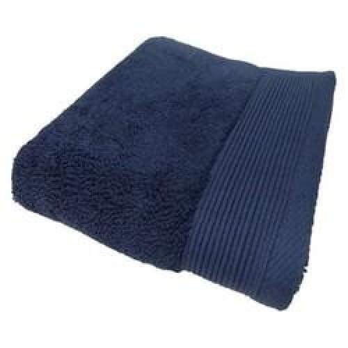 Solid Hand Towel Balanced Blue - Bath