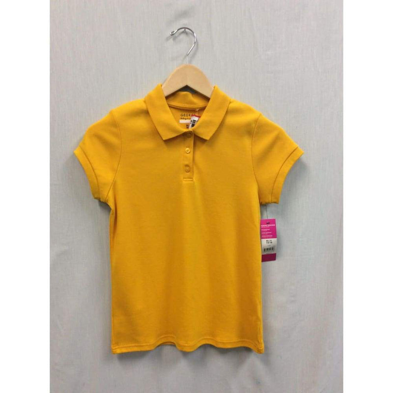 Sungold school uniform short sleeve polo - Keuka Outlet