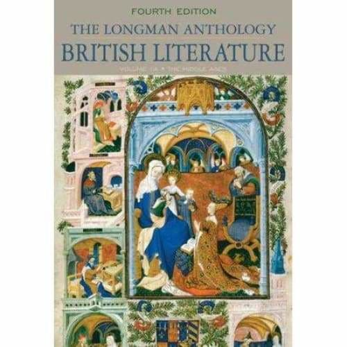 The Longman Anthology of British Literature Volume 1A: The Middle Ages (4th Edition)