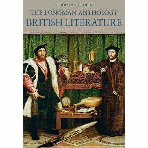 The Longman Anthology of British Literature Volume 1B: The Early Modern Period (4th Edition)