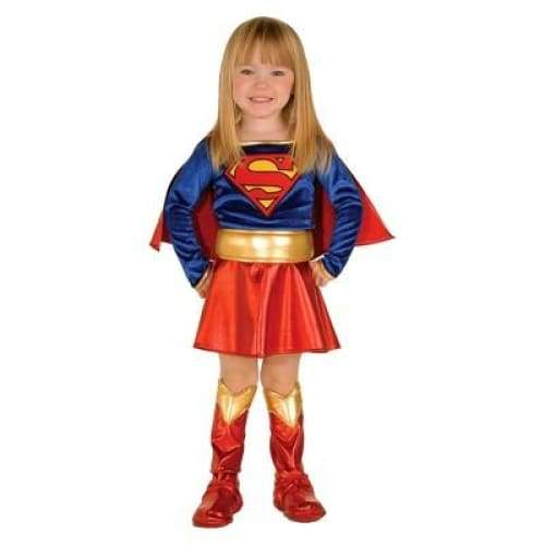 Toddler DC Super Hero Girls Costume - 2T/4T - Keuka Outlet