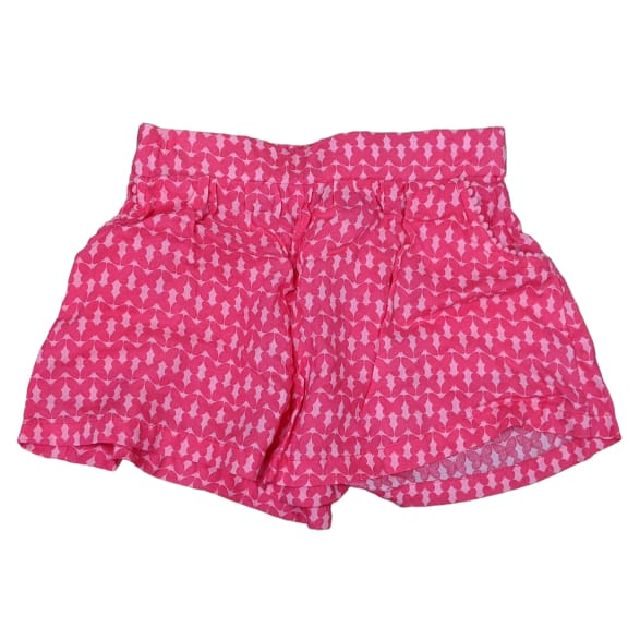 Toddler Girl Short - 4T / Pink - Clothing