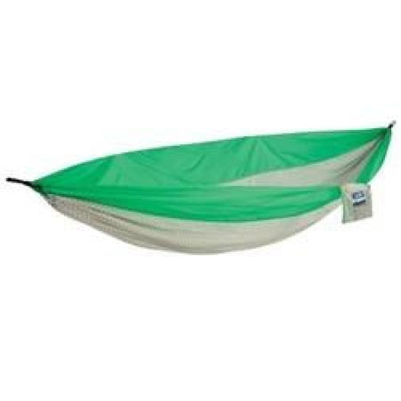 Two Person Herringbone Travel Hammock - Multi - Outdoors
