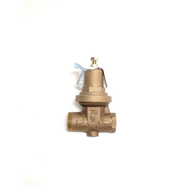 "Wilkins Water Pressure Reducing Valve, 3/4"" Model 70 - Keuka Outlet"