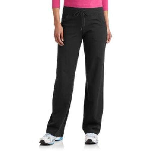 Womens Dri-More Core Relaxed Fit Yoga Pants - Clothing