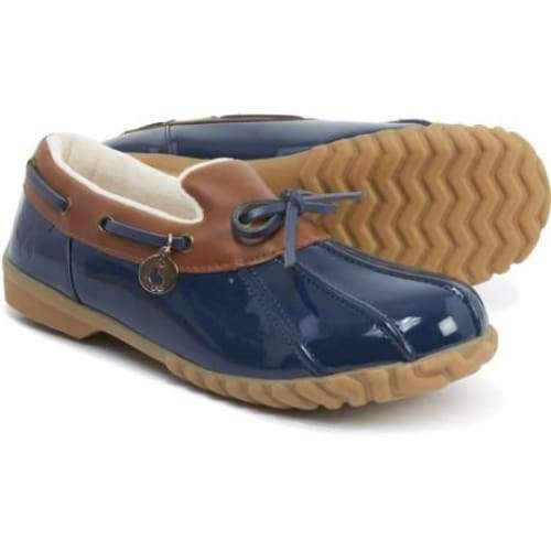 Womens Patricia Fur-Lined Duck Shoes - Insulated - Shoes