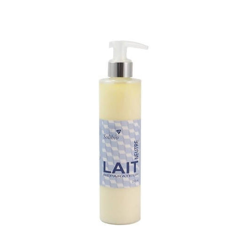 Solibio -- Lait réparateur neutre bio - 6 x 250 ml