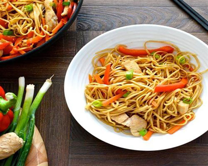 Asha chicken chow mein asha foods usa forumfinder Image collections