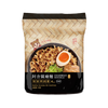 Knife Cut Noodles -  Hakka Sesame Oil Scallion flavor (1set with 4 packs)
