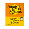 Prince Katsu Almonds - honey butter flavor (pack of 12)