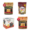 Spicy Noodle & Snack Sampler