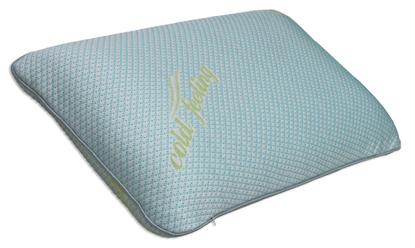 ICE SILK Ventilated Memory Foam Pillow