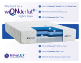 wONderful+ Luxury XFirm Mattress Better Sleep Bundle